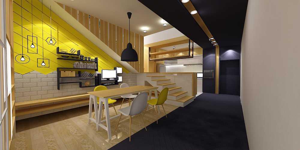 Wish Interior+Architects M House Pekanbaru Pekanbaru Diningroom  28266