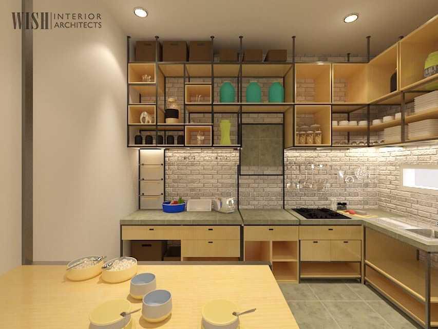 Wish Interior+Architects Dr. V Kitchen Set Pekanbaru Pekanbaru Img3152 Industrial 28282