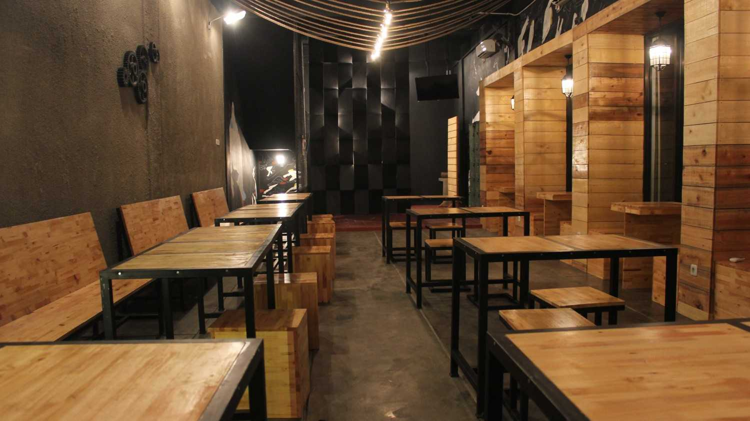 Wish Interior+Architects Volks Koffie Pekanbaru Pekanbaru Area  28292