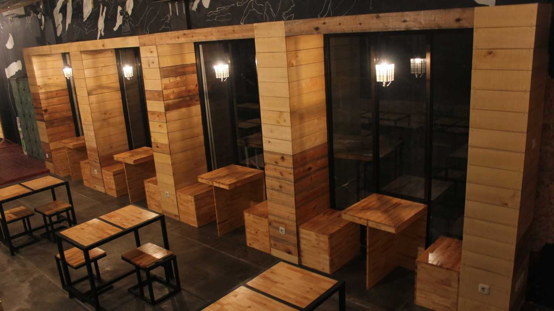 Wish Interior+Architects Volks Koffie Pekanbaru Pekanbaru Area  28297