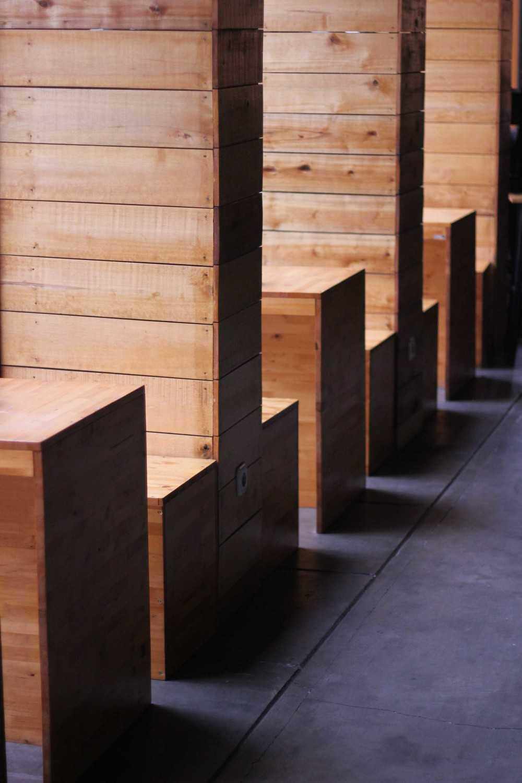 Wish Interior+Architects Volks Koffie Pekanbaru Pekanbaru Seating Area  28301