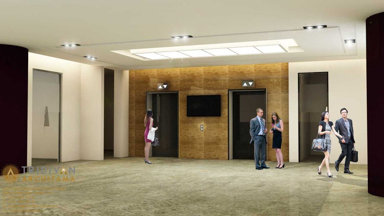 Tridivan Architama S's Office Central Java, Indonesia Central Java, Indonesia 4Th Floor - Hall Lift Modern 20700