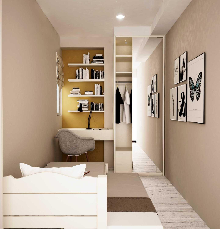 Tridivan Architama An's Apartment Jakarta, Indonesia Jakarta, Indonesia Child Bedroom Modern 20706