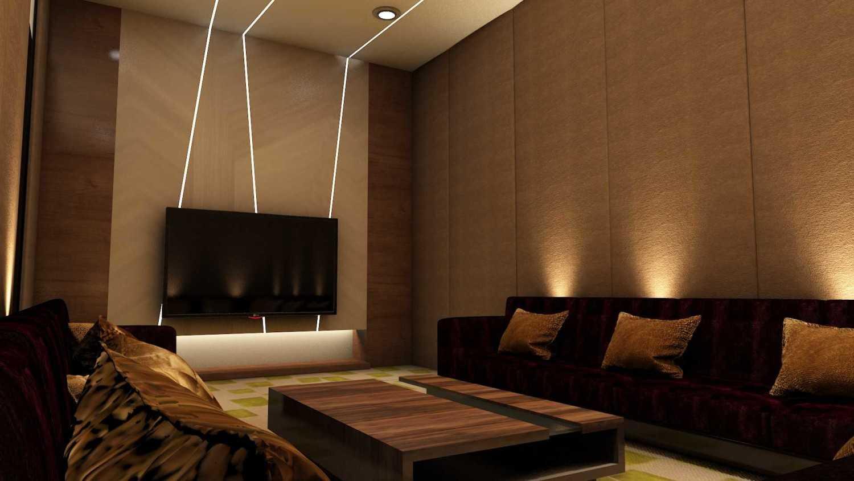 Tridivan Architama De's House Jakarta, Indonesia Jakarta, Indonesia Karaoke Room Modern 20711