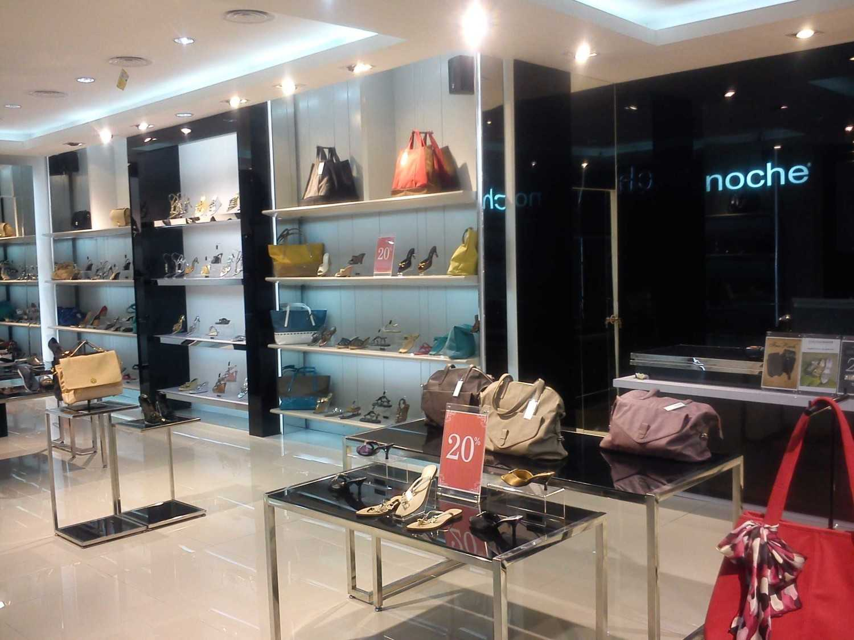 Canvas Mkc Noche Store Solo Square - Solo Solo Square - Solo Bags Display Modern 20899