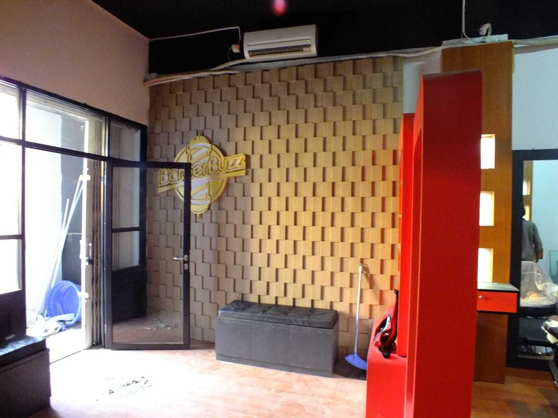 Canvas Mkc Barberbuzz - Barbershop Tangerang Tangerang Front Area  20869