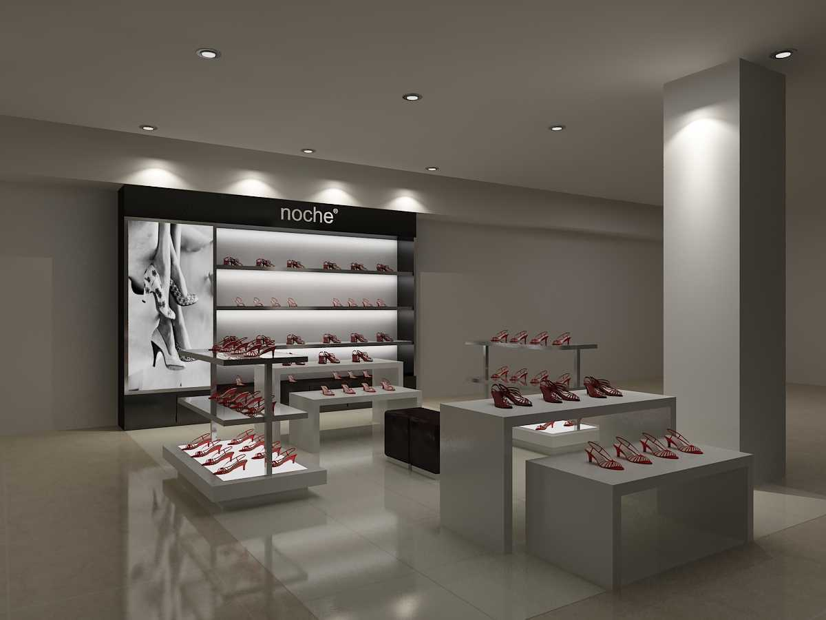 Canvas Mkc Noche Store At Margocity Depok Depok Shoes Display  21594
