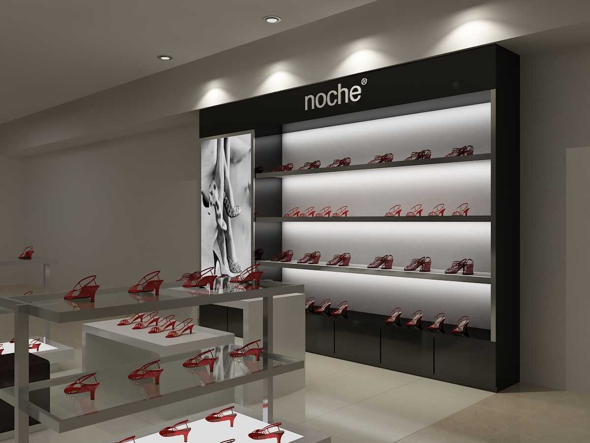 Canvas Mkc Noche Store At Margocity Depok Depok Shoes Display  21595