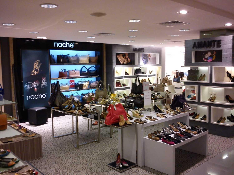 Canvas Mkc Noche Store At Margocity Depok Depok Shoes Display  21596