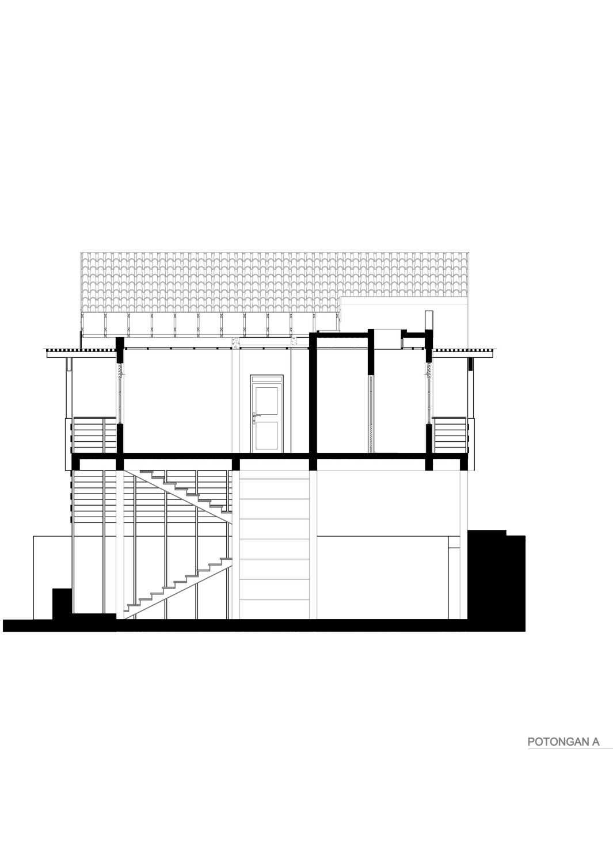 Nawabha Ciwidey Stilts House Ciwidey, Bandung, West Java, Indonesia Ciwidey, Kab. Bandung Potongan-A  24693