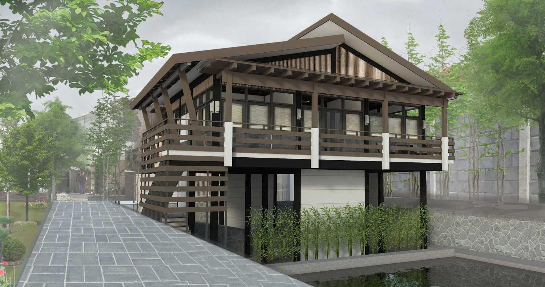 Nawabha Ciwidey Stilts House Ciwidey, Bandung, West Java, Indonesia Ciwidey, Kab. Bandung Facade  24695