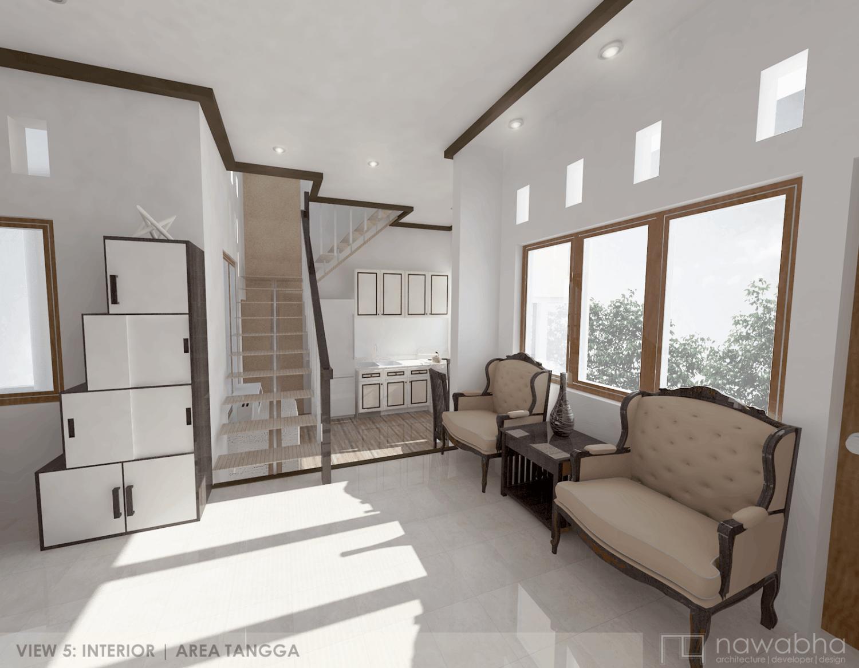 Nawabha Griya Asri Cipageran - Family House Cimahi, Bandung Cimahi, Bandung View-5-Interior-3-Revisi Modern 24952