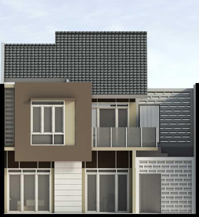 Nawabha Mars Dirgahayu Residence At Cigadung Bandung Bandung Tampak Depan Modern 28673