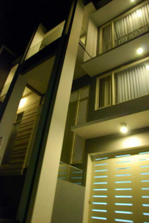 Andre Sutanto Mezzanine 2.5 Storey House San Diego Pakuwon City San Diego Pakuwon City Exterior Modern 25546