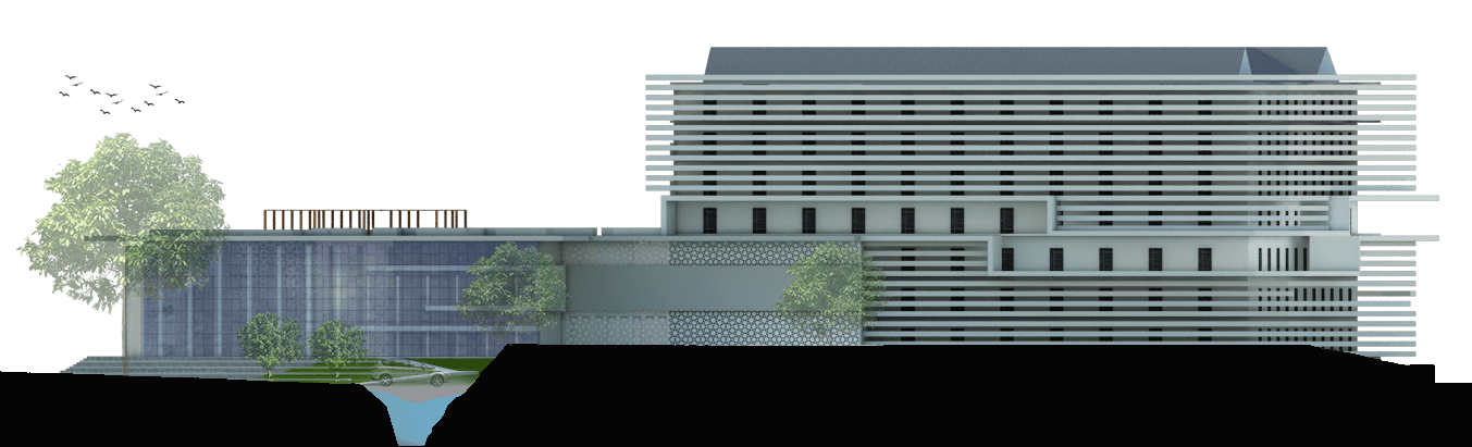 Astabumi Architect & Interior Design Fakultas Hukum Universitas Islam Indonesia Yogyakarta Yogyakarta Exterior  21384