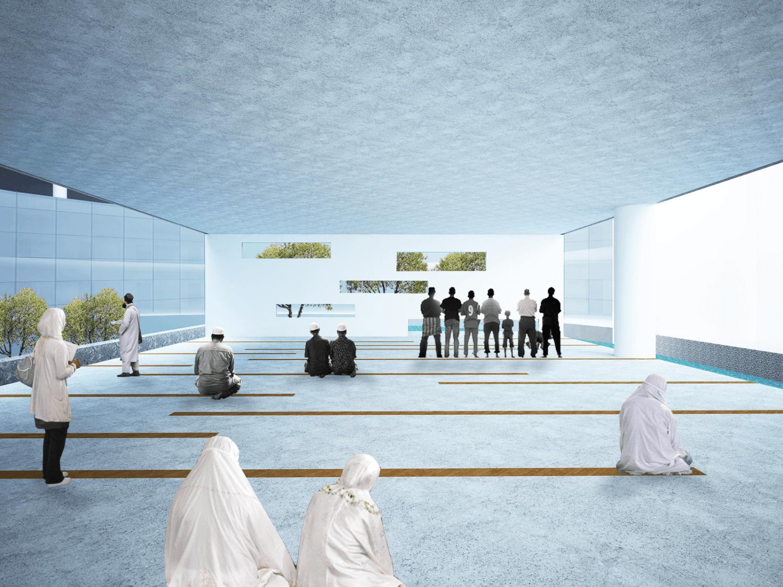 Astabumi Architect & Interior Design Fakultas Hukum Universitas Islam Indonesia Yogyakarta Yogyakarta Mushola  21392
