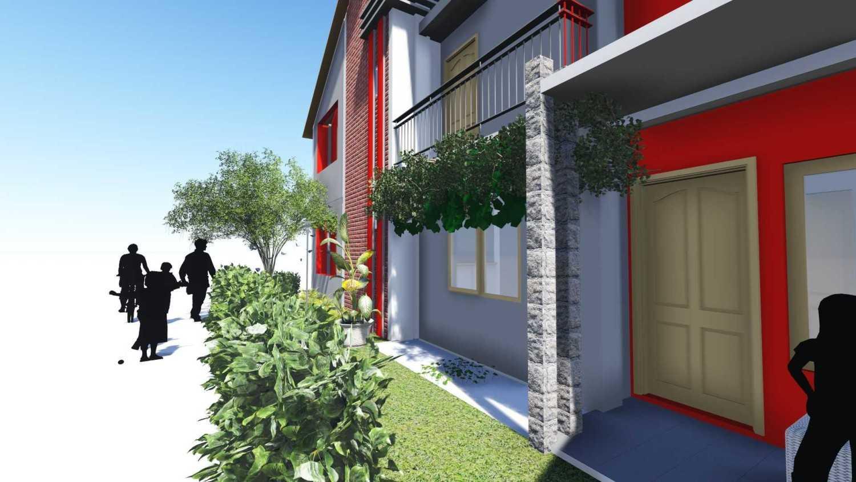 Astabumi Architect & Interior Design Rumah 2 Lantai Modern  Lokal Padang, Padang City, West Sumatra, Indonesia Padang Facade Modern 21469