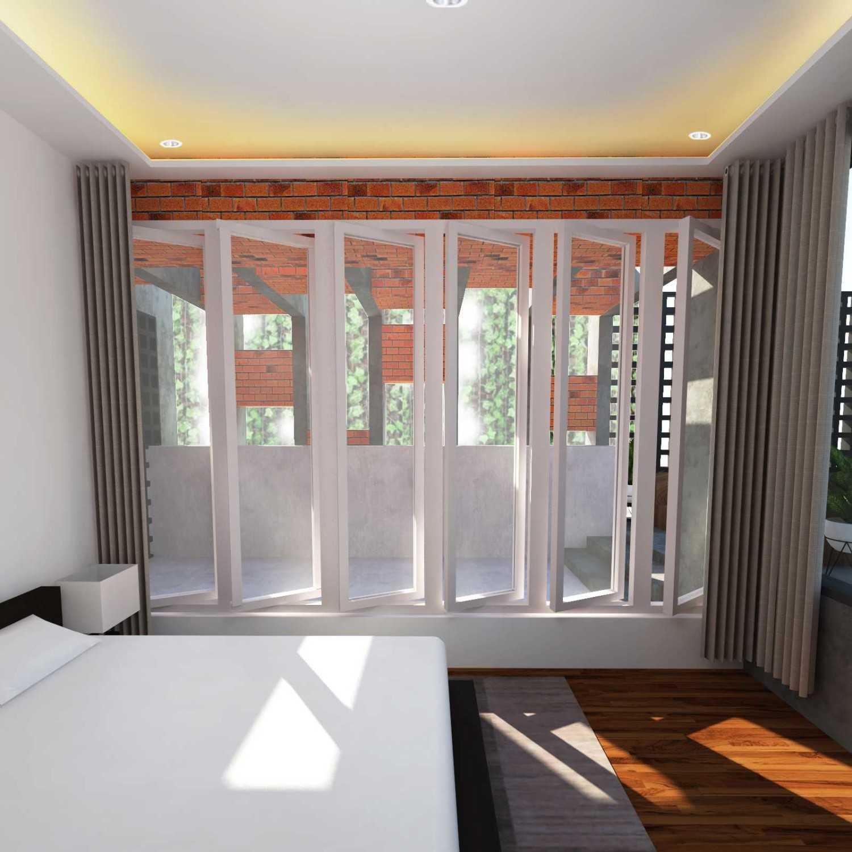 Astabumi Architect & Interior Design Omah Kaliwadas Tegal, Jawa Tengah, Indonesia Tegal, Jawa Tengah, Indonesia Bedroom View  49842