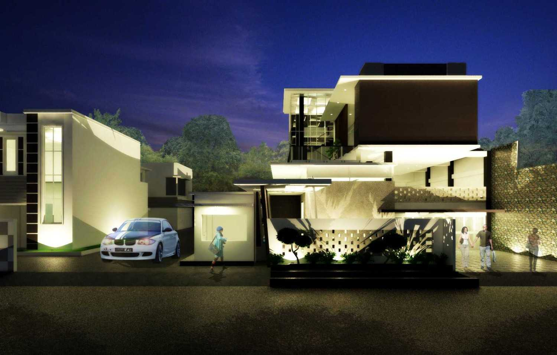 Artelier Rumah Suluh Medan Medan Front View Modern 21886