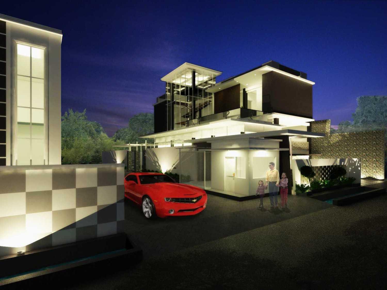Artelier Rumah Suluh Medan Medan Side View Modern 21887