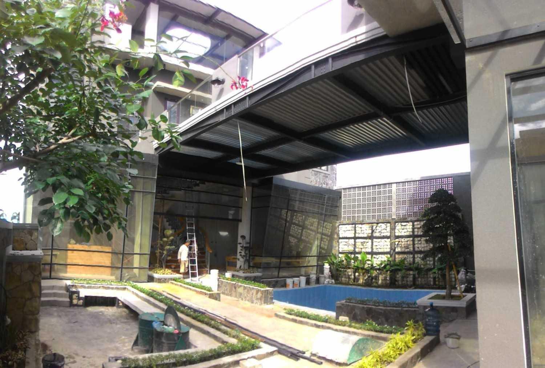 Artelier Rumah Suluh Medan Medan Swimming Pool Area Modern 21908