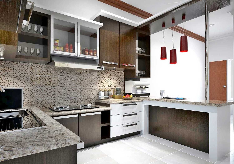 Artelier Sarifah Kitchen Medan  Medan  Dapur Modern 22150