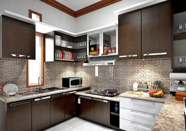 Artelier Sarifah Kitchen Medan  Medan  Dapur Modern 22151