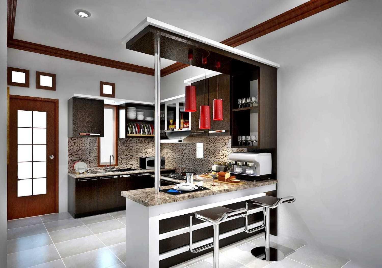 Artelier Sarifah Kitchen Medan  Medan  Dapur Modern 22152