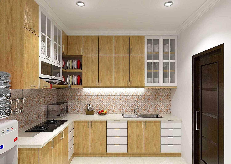 Artelier Rizaldy Kitchen  Medan  Medan  Dapur Kontemporer 22162