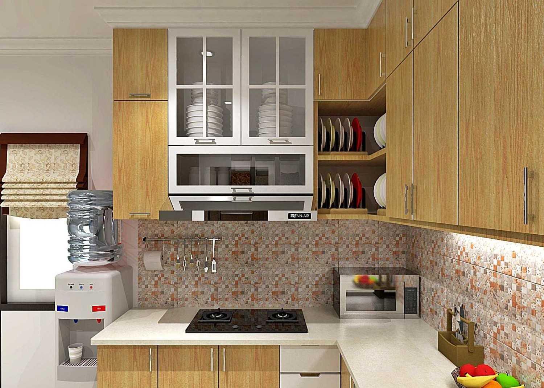 Artelier Rizaldy Kitchen  Medan  Medan  Dapur Kontemporer 22163