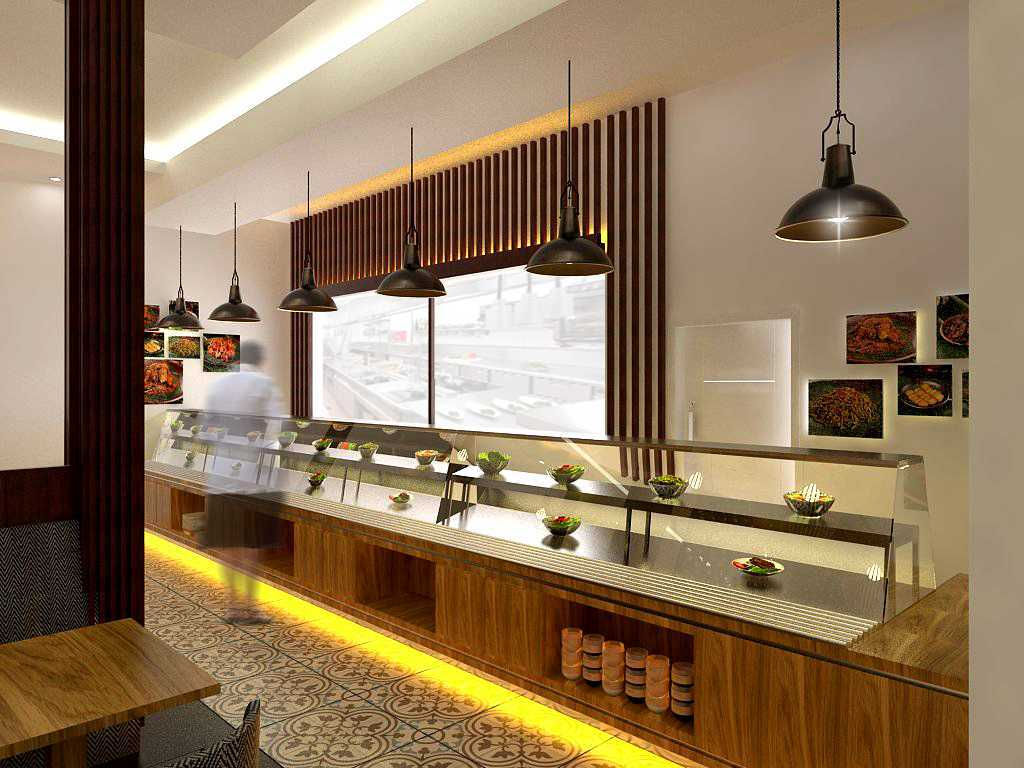 Artelier Dapur Panglima Jakarta Jakarta Food Display Modern 26629