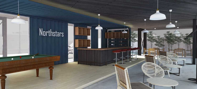 Braun Studio Northstars Cafe Medan Jl. Jamin Ginting, Padang Bulan, Medan Baru, Kota Medan, Sumatera Utara 20157, Indonesia Medan Sisingamangaraja Cafe Industrial 25854