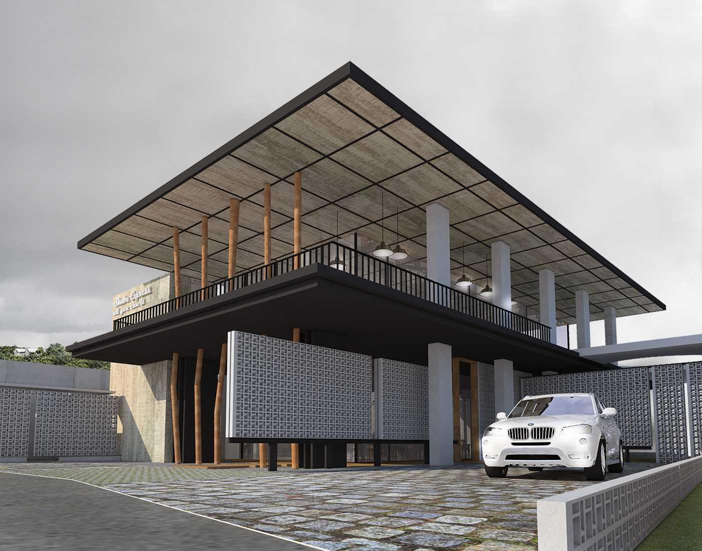 Braun Studio Shabu Express Restaurant  Samarinda, Samarinda City, East Kalimantan, Indonesia Vc Tropis,modern 30402