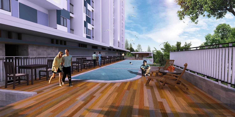 Alima Studio Apartment Borneo  Balikpapan, East Kalimantan, Indonesia Balikpapan, East Kalimantan, Indonesia Swimming Pool Area  21297