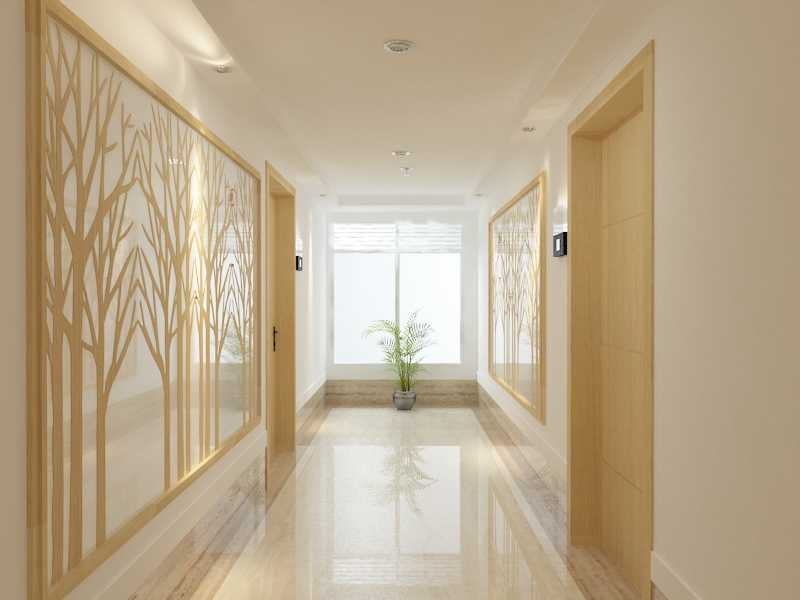 Alima Studio Maqna Residence Meruya, Jakarta, Indonesia Meruya, Jakarta, Indonesia Corridor  21313