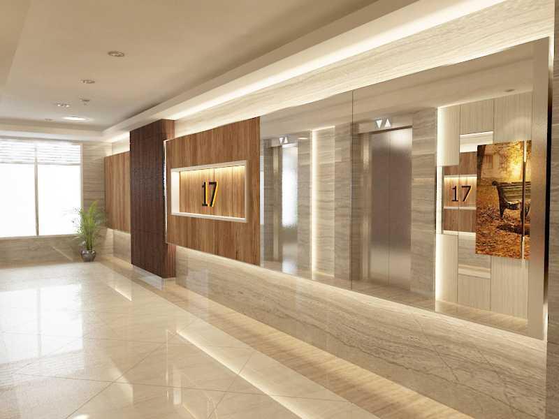 Alima Studio Maqna Residence Meruya, Jakarta, Indonesia Meruya, Jakarta, Indonesia Lift-Lobby-3  21315