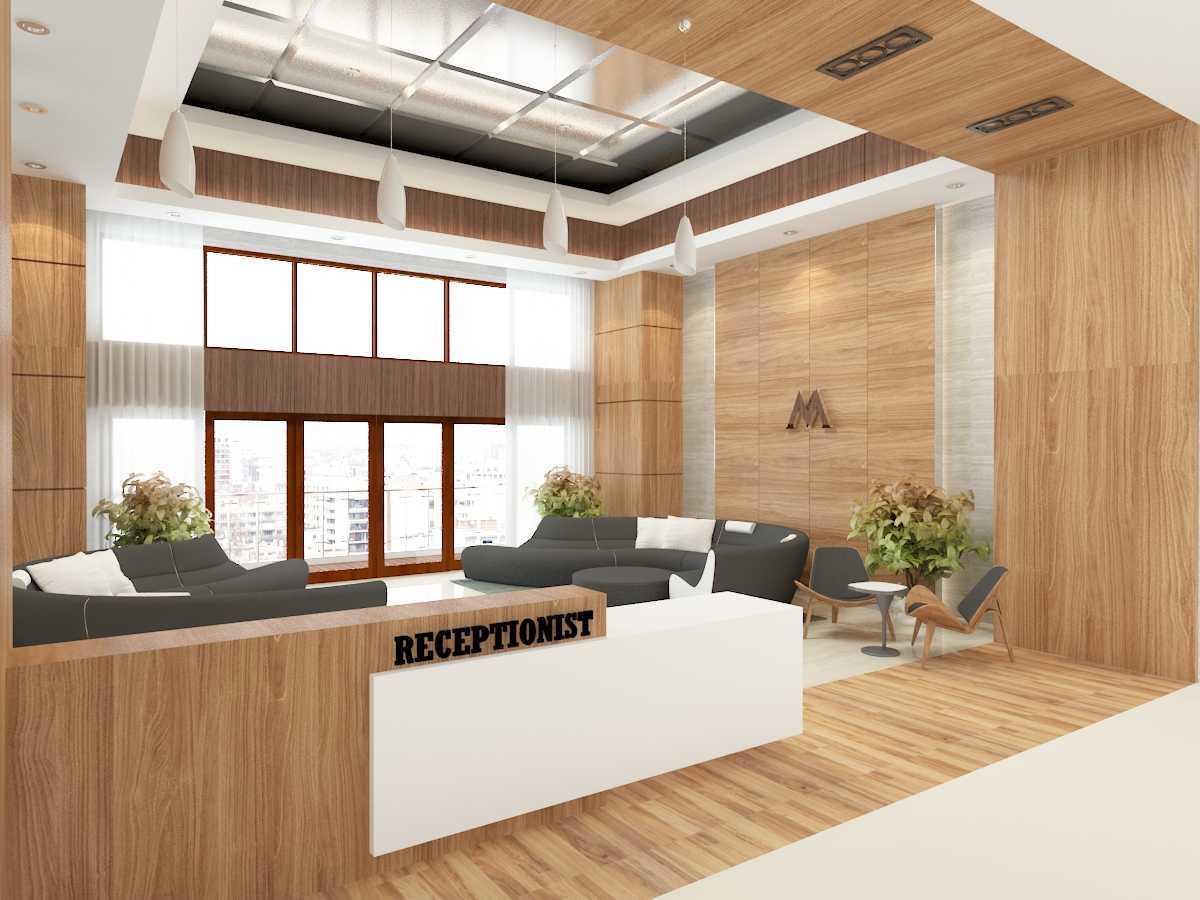 Alima Studio Maqna Residence Meruya, Jakarta, Indonesia Meruya, Jakarta, Indonesia Reception Area  21324