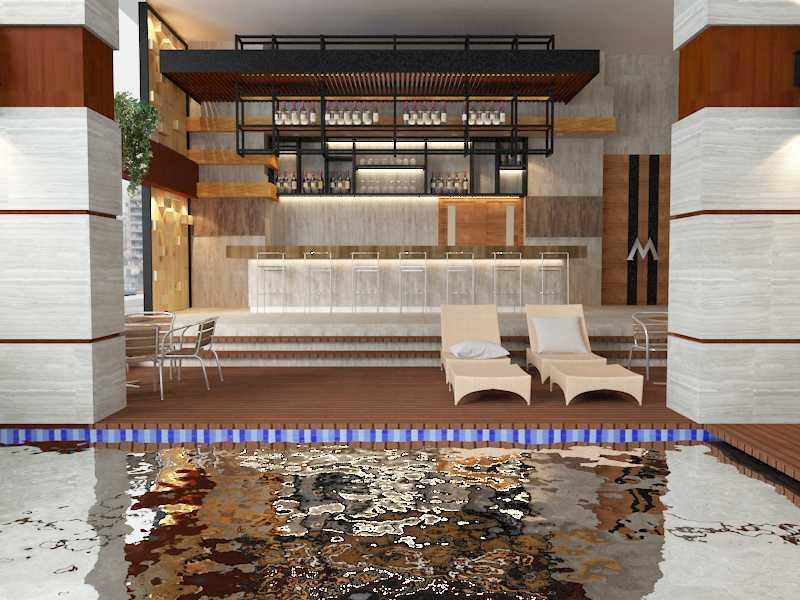 Alima Studio Maqna Residence Meruya, Jakarta, Indonesia Meruya, Jakarta, Indonesia Swimming Pool  21332