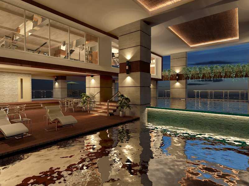 Alima Studio Maqna Residence Meruya, Jakarta, Indonesia Meruya, Jakarta, Indonesia Swimming Pool  21335