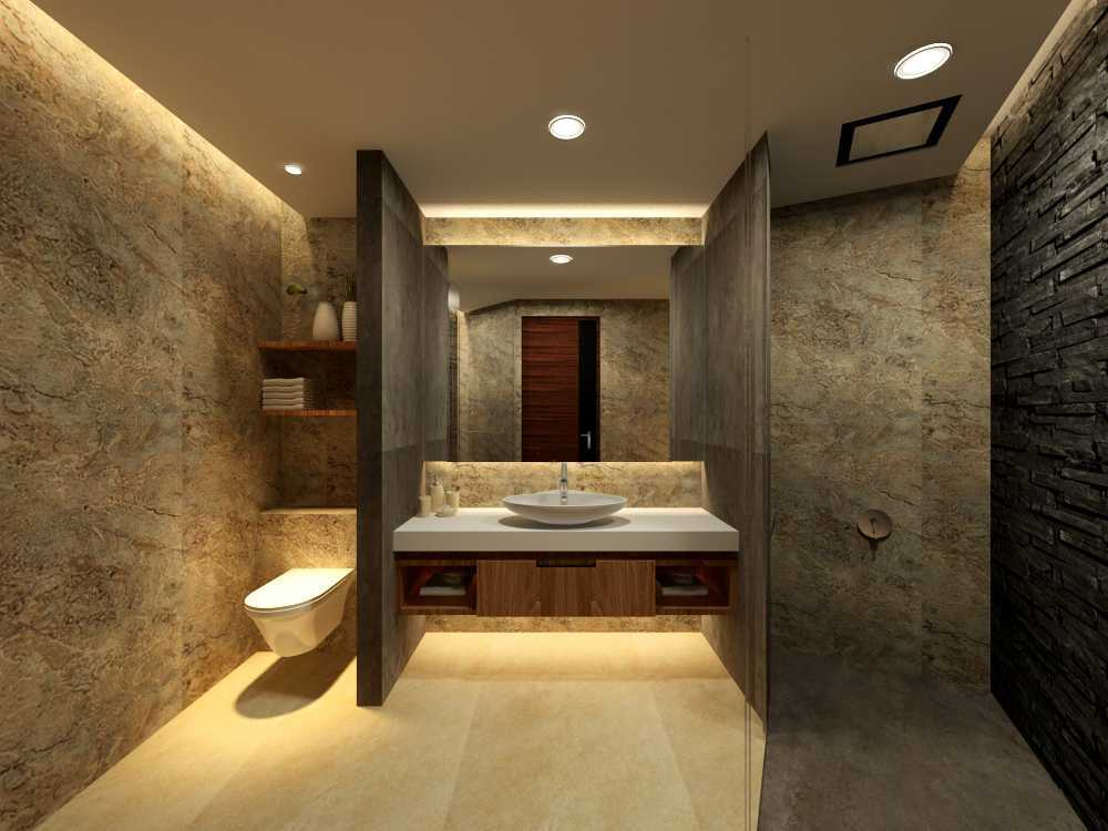 Alima Studio Residential At Bali Bali, Indonesia Bali, Indonesia Toilet  25599