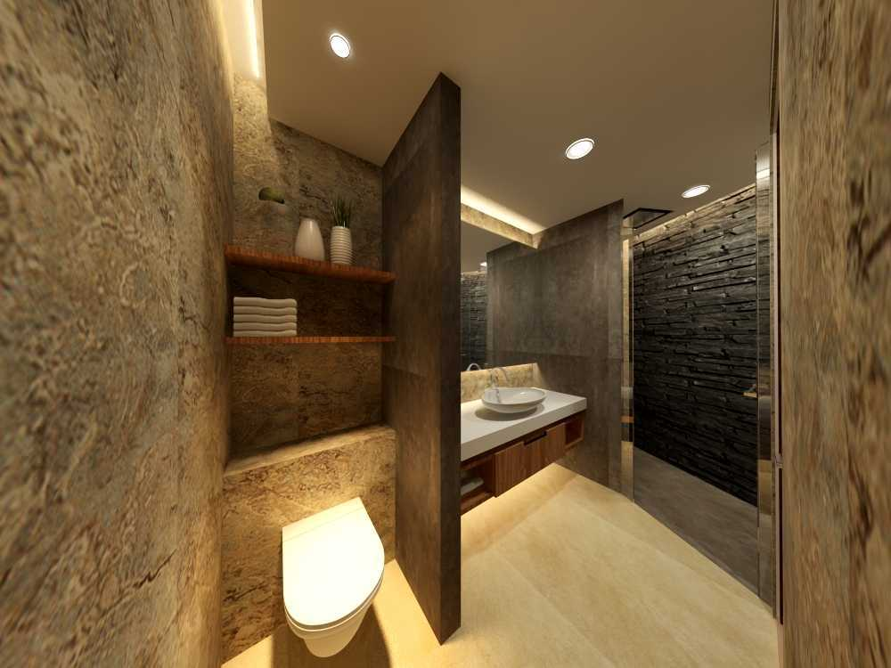 Alima Studio Residential At Bali Bali, Indonesia Bali, Indonesia Toilet  25601