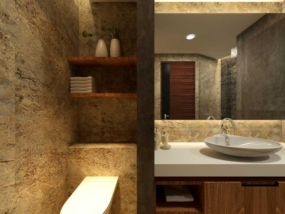 Alima Studio Residential At Bali Bali, Indonesia Bali, Indonesia Toilet  25605