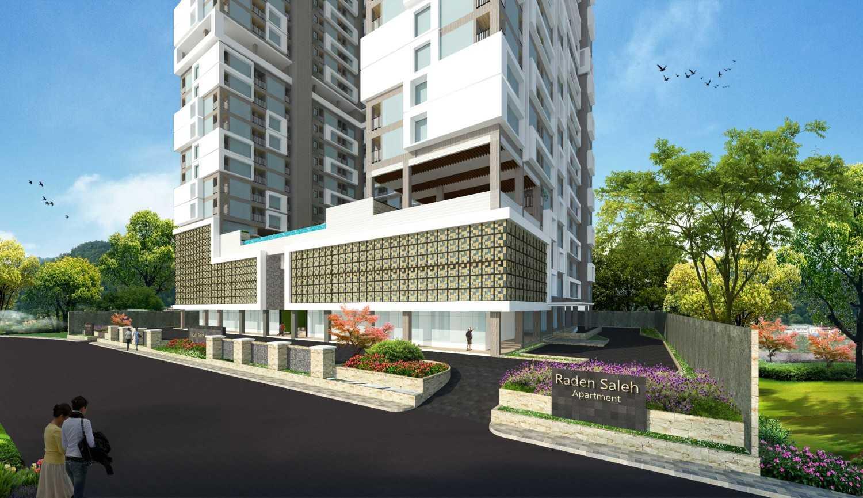 Alima Studio Apartment Raden Saleh Tangerang Tangerang Sc-15-Render Modern 27846
