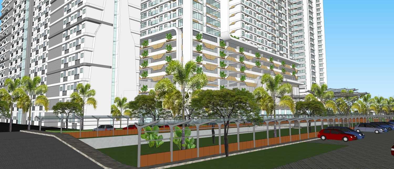 Alima Studio West Soetta Residence South Tangerang, South Tangerang City, Banten, Indonesia Tangerang Sc-4  28210