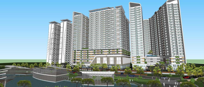 Alima Studio West Soetta Residence South Tangerang, South Tangerang City, Banten, Indonesia Tangerang Sc-6  28212