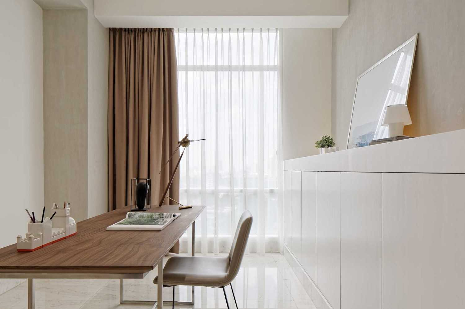 Sontani Partners 11A Residence South Jakarta, Indonesia South Jakarta, Indonesia Home Office Kontemporer,industrial,wood,modern 21398