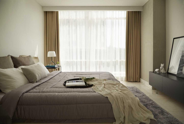 Sontani Partners 2E Residence South Jakarta South Jakarta Master Bedroom Kontemporer,industrial,tropis,wood,modern 21432