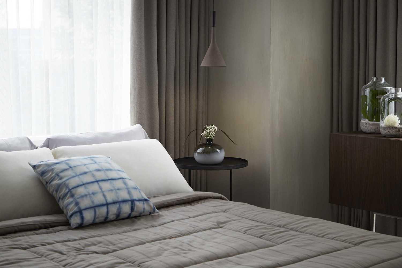 Sontani Partners 2E Residence South Jakarta South Jakarta Bedroom Kontemporer,industrial,tropis,wood,modern 21436