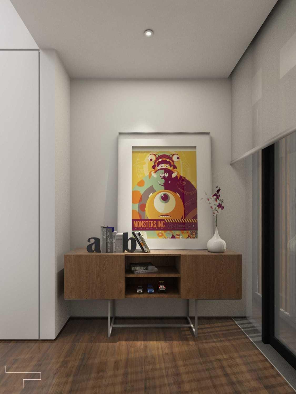 Sontani Partners Guru Mughni Residence Mega Kuningan, Jakarta Mega Kuningan, Jakarta Nook Kontemporer,modern 23381