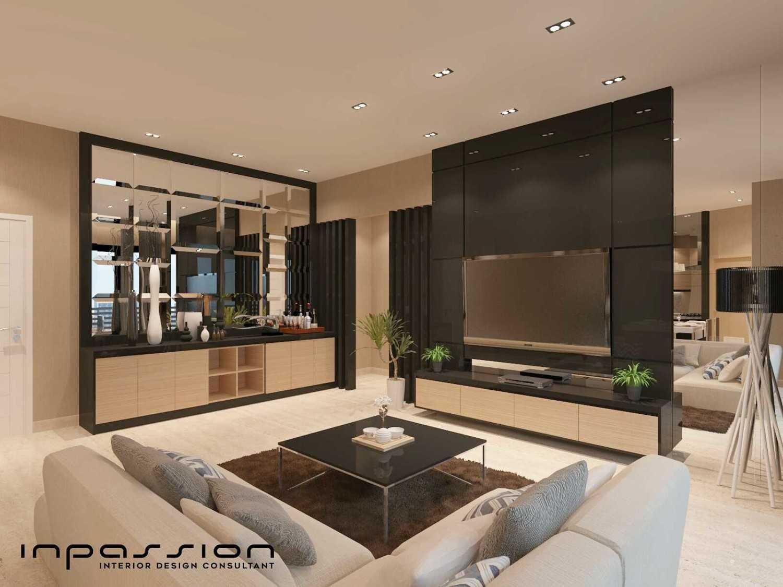 Inpassion Interior Design Apartment Surabaya City, East Java, Indonesia Jakarta Living Room Minimalis,modern 22168